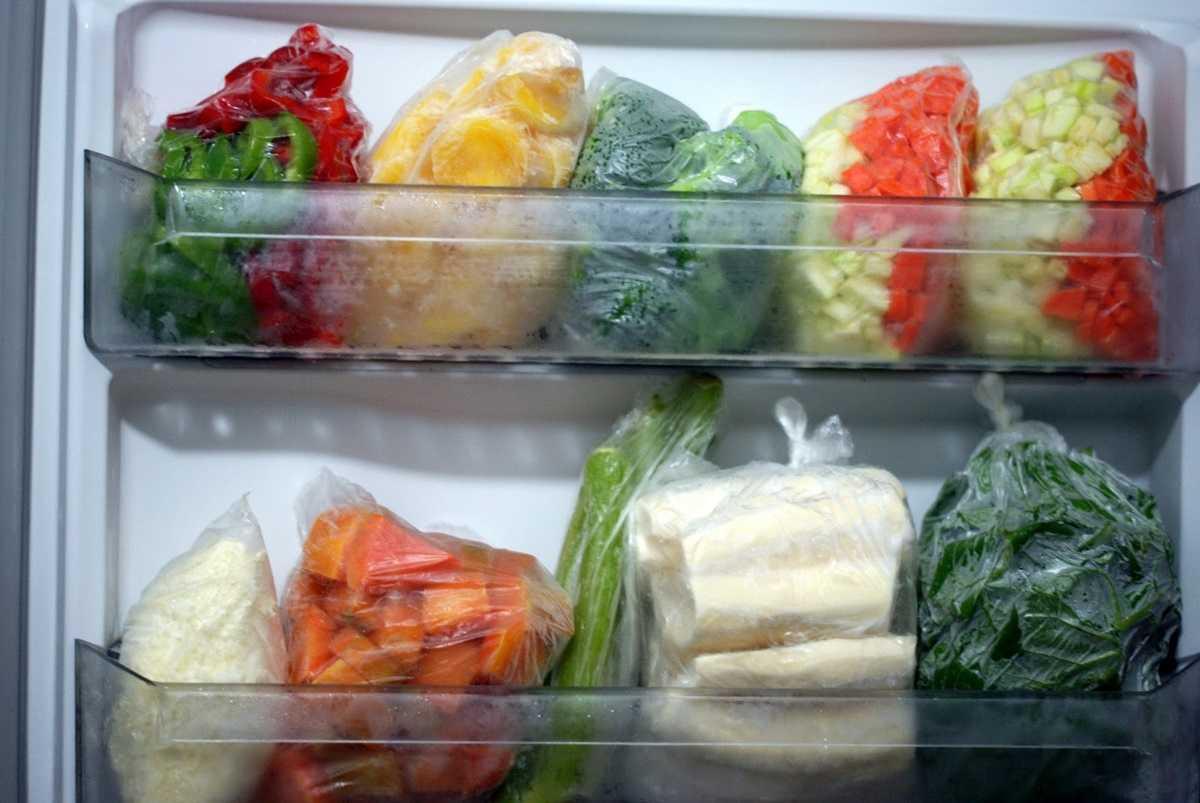 Aprenda a congelar os alimentos de maneira correta