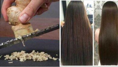 Foto de Recupere seu cabelo com gengibre