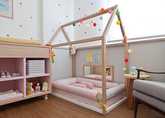 Ideias criativas para quarto de menina