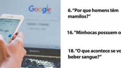 Foto de 20 Das perguntas mais absurdas feitas ao Google