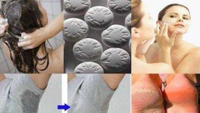 9 Formas diferente de usar a aspirina