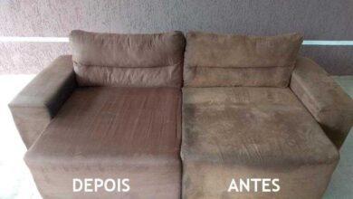 Foto de Como limpar sofá muito sujo
