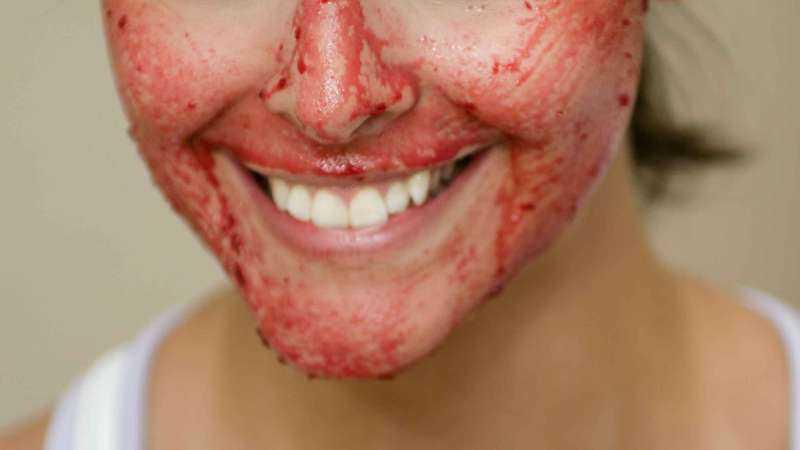 Máscara Facial para Todos os Tipos de Pele d