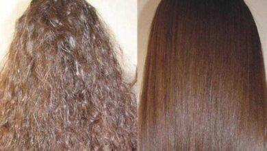 Foto de Receita natural para alisar o cabelo em casa