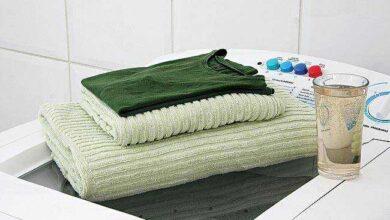 Foto de Como amaciar toalhas de banho com vinagre