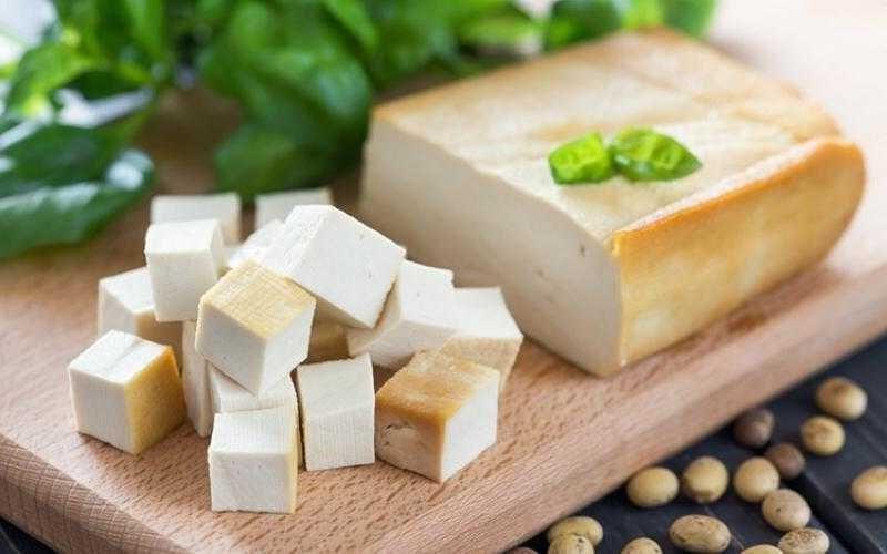 Receita de Tofu Caseiro