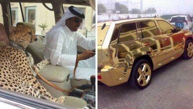 Foto de 21 Coisas extravagantes que só existe em Dubai