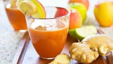 Foto de Benefícios do suco de cenoura com gengibre