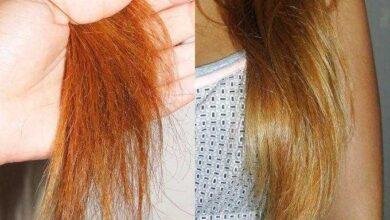 Como recuperar os cabelos danificados em 5 minutos