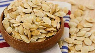 Foto de Como reduzir o colesterol com sementes de abóbora