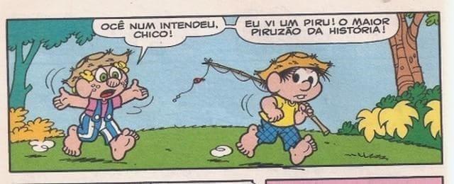 20 Quadrinhos da Turma da Mônica que vão acabar com a sua infância