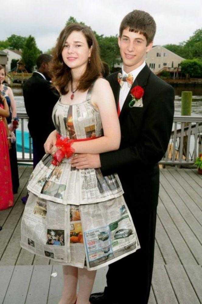 24 dos piores vestidos e roupas de festa | Baú das DICAS