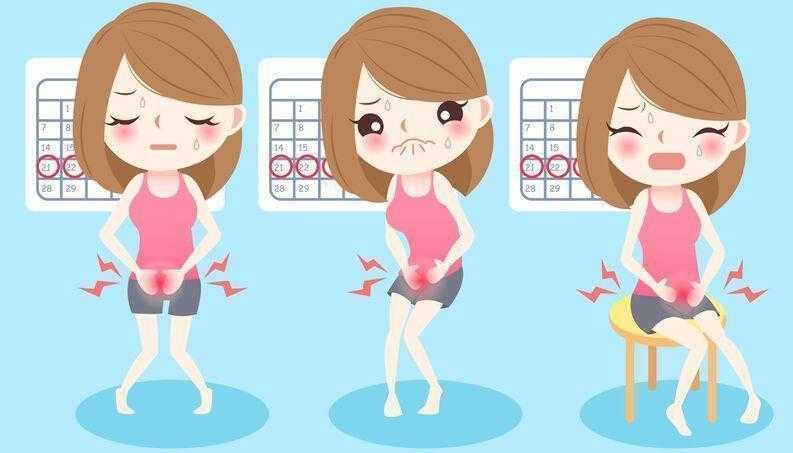 5 Sinais da menstruação que não são normais t