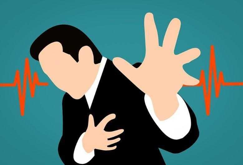 Como reconhecer um ataque cardíaco  f