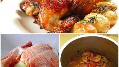 Foto de Receita de frango assado na panela de pressão