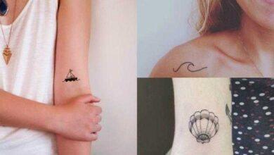 15 Tatuagens sutis e bem femininas