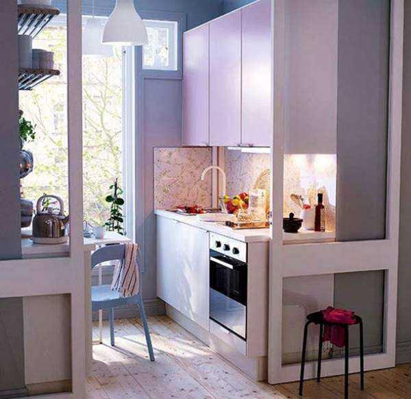 20 ideias para aproveitar melhor uma cozinha pequena 12