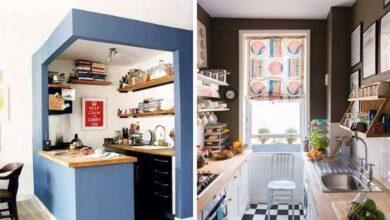 Photo of 20 ideias para aproveitar melhor uma cozinha pequena