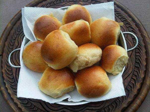 Pão Feito no Liquidificador