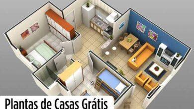 Foto de 10 modelos de plantas de casas Grátis
