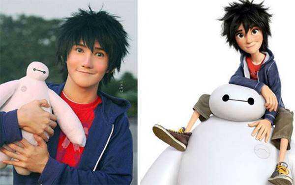 10 Pessoas que se parecem com personagens da Disney