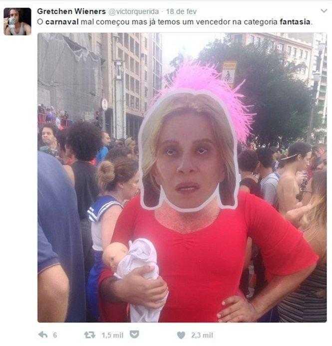 11 fantasias de carnaval provando que o melhor do Brasil são os brasileiros