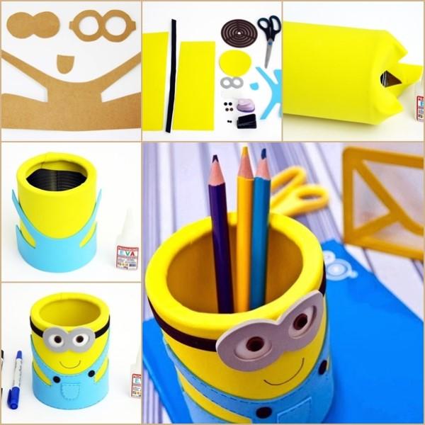 ideias diversas com reciclagem