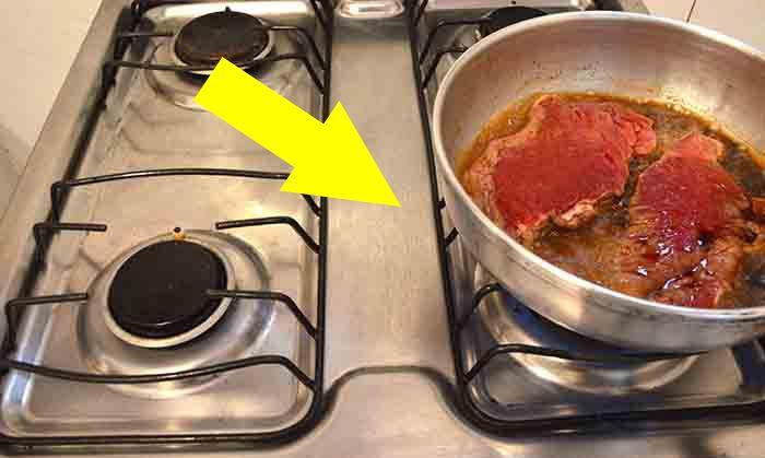 Como fazer fritura sem sujar o fogão