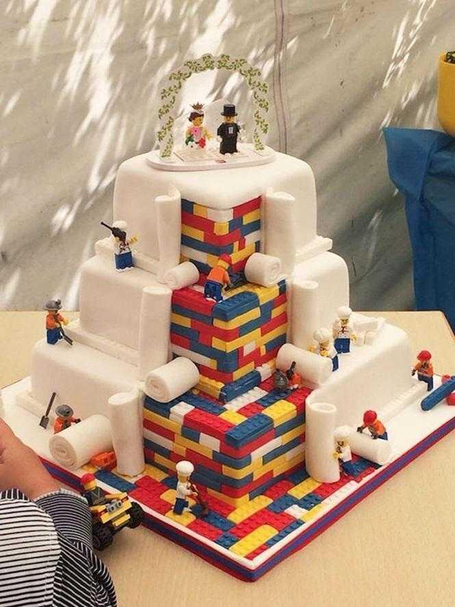 15 bolos super criativos que dá até pena de comer d 5 15 bolos super criativos que dá até pena de comer
