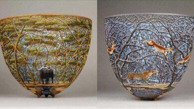 Foto de 15 vasos incríveis inspirados na natureza