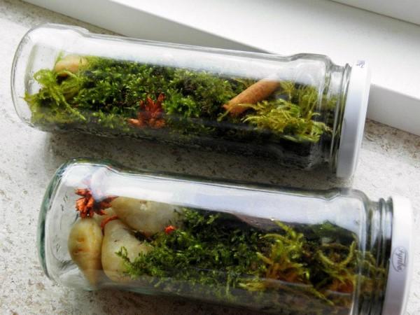 28 Ideias para reciclar de vidro de azeitona
