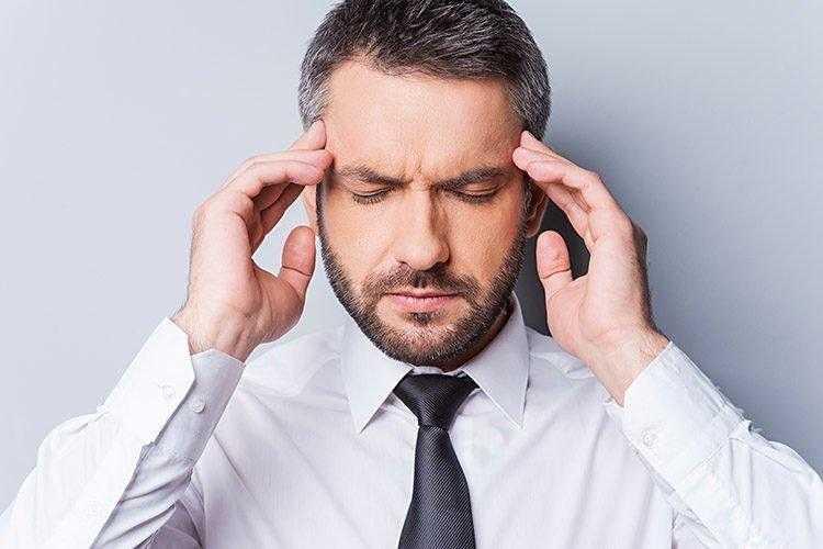7 Sintomas da andropausa