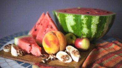 Foto de 8 Alimentos que ajudam a desinchar a barriga