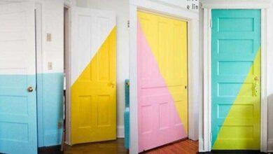 Foto de Como pintar uma porta de casa