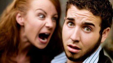 Mulher que fica nervosa por tudo é a que mais vale a pena em um relacionamento f