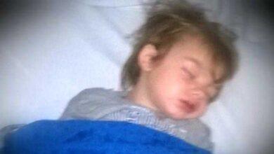Foto de O filho deles estava estranhamente quieto. Quando eles descobriram o que estava acontecendo, gritaram aterrorizados.