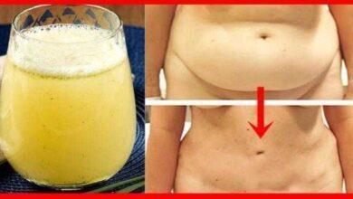 Foto de Suco Detox de Limão com Hortelã para Eliminar 5kg