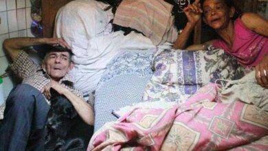 Casal colombiano vive em esgoto há mais de 20 anos