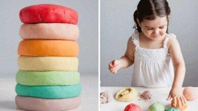 Foto de Como fazer massinha de modelar com gelatina