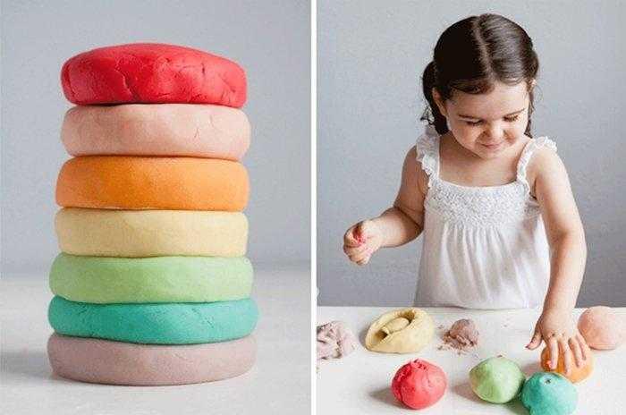 Como fazer massinha de modelar com gelatina