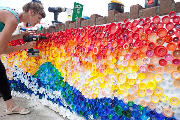 1492487684 346 ideias super criativas para re utilizar garrafas de plastico Ideias criativas para re-utilizar garrafas de plástico