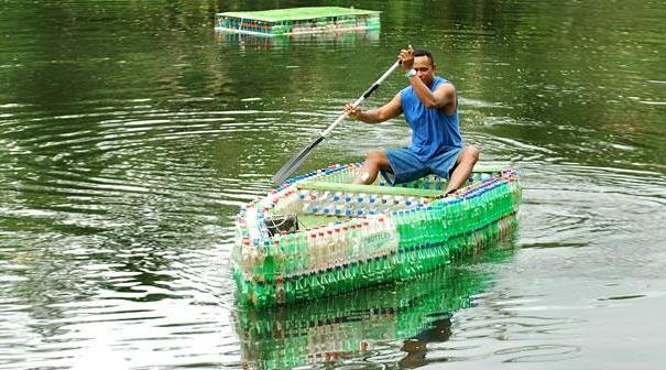 1492487696 348 ideias super criativas para re utilizar garrafas de plastico Ideias criativas para re-utilizar garrafas de plástico