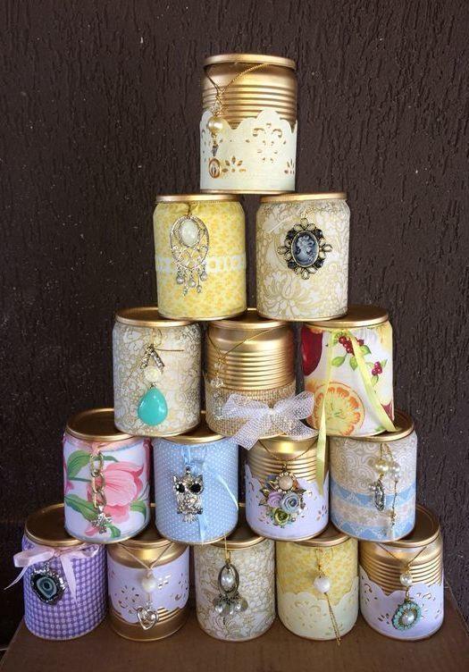 70 ideias de latas decoradas para fazer em casa!