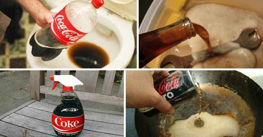 8 usos fantásticos para a Coca-Cola que você nunca tinha imaginado antes