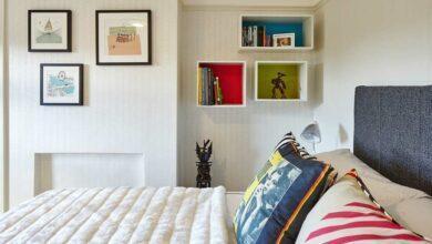 Foto de 87 Ideias de decoração com nichos para se inspirar