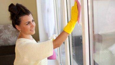 Limpe a sujeira dos seus móveis de vidro sem esforço