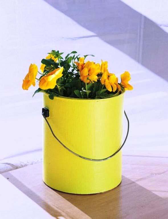 Como fazer vasos de flores criativos com dicas de artesanato