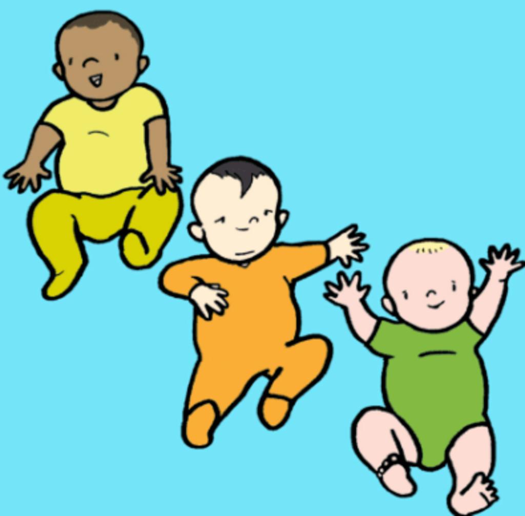 Conheça a linguagem corporal dos Bebês 1