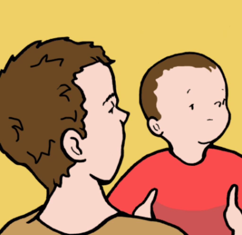 Conheça a linguagem corporal dos Bebês 2