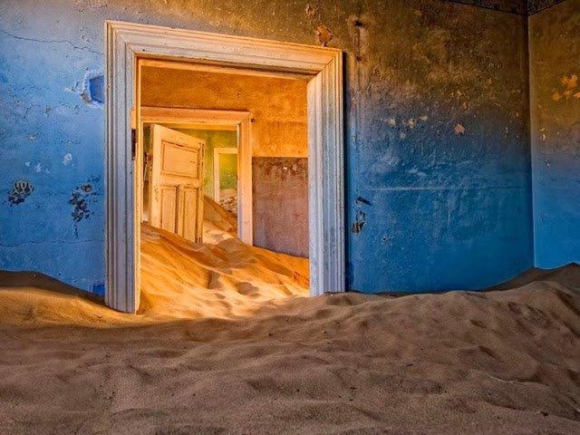 kolman Skop, deserto de Namib